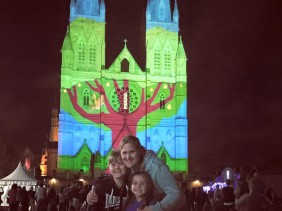 The Lights of Christmas : A Night at St Mary's Cathedral Sydney