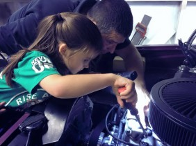 Building a Car With the Kids : The Father's Bucket List Treat