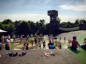 Blaxland Riverside Park Play Space : An Adventure at Sydney Olympic Park