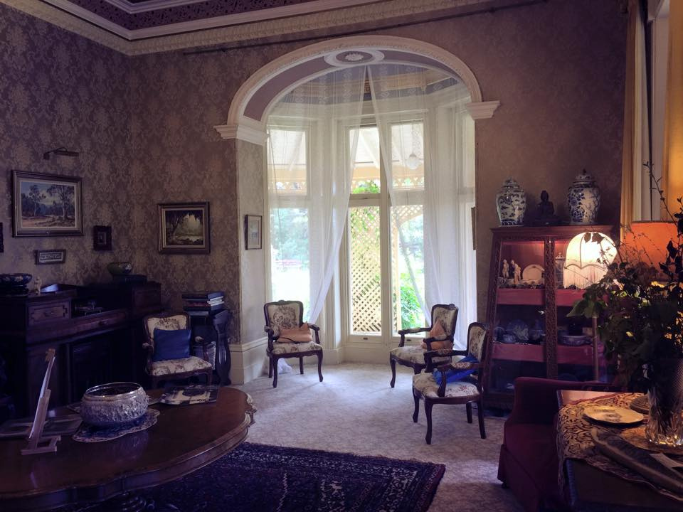 Abercrombie House : Exploring a Historic Mansion with Kids