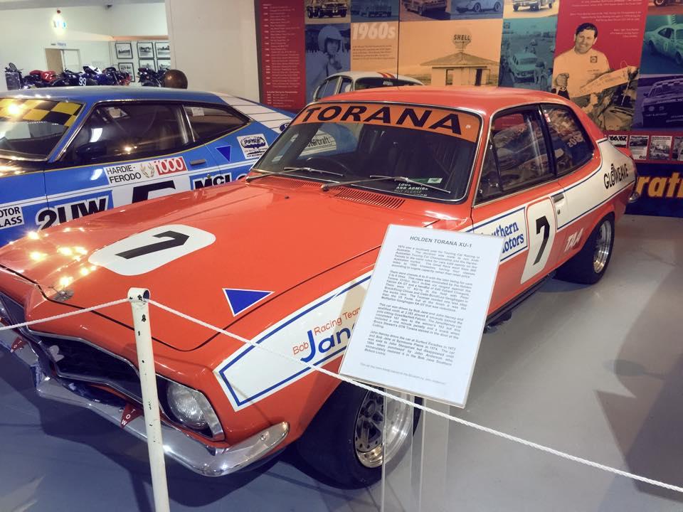 National Motor Racing Museum Racing The Mount Panorama