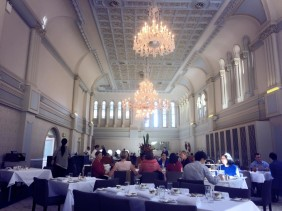 The Tea Room : High Tea at the Queen Victoria Building