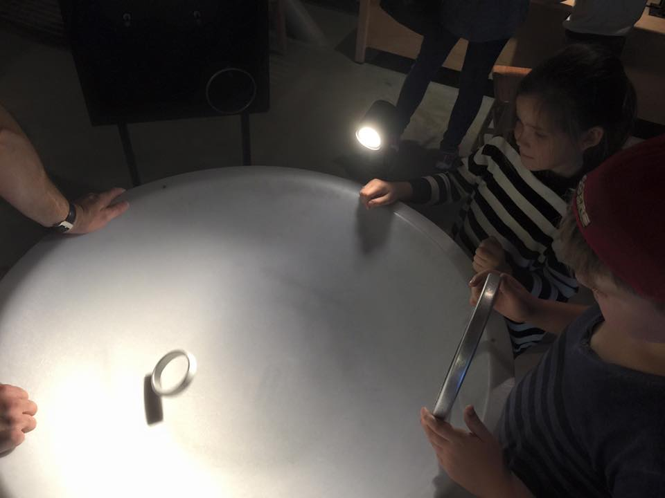 San Francisco's Exploratorium with Kids : Hands On Science