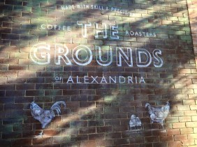 The Grounds of Alexandria : A Lunch Date with Kids