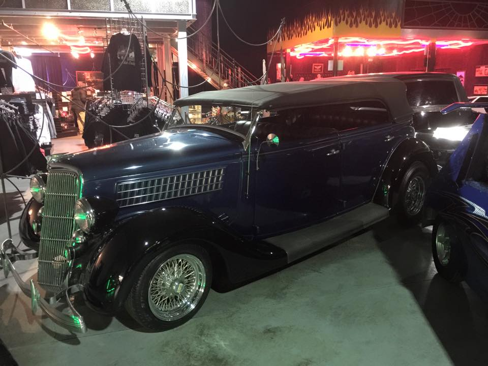 Kustoms : Counting Cars With Kids In Las Vegas