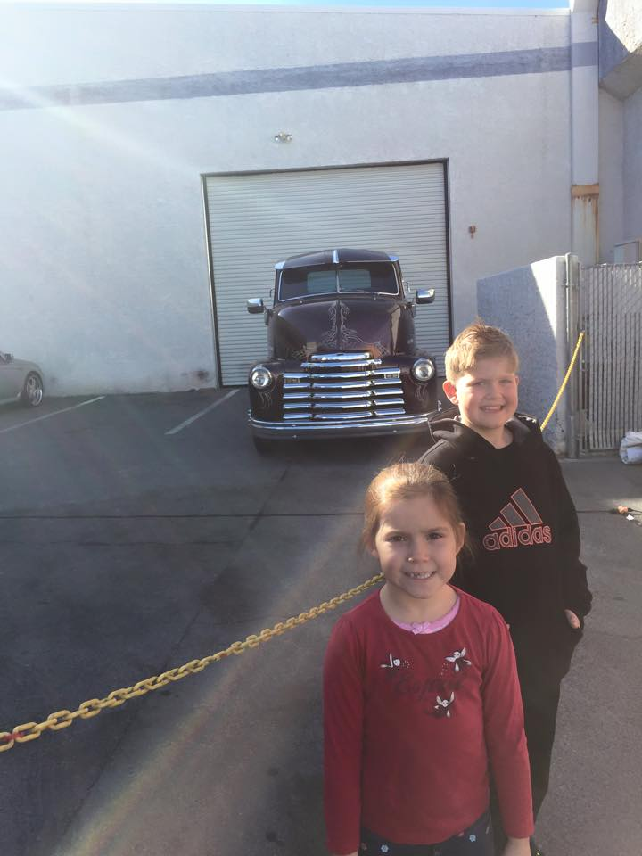 Count S Kustoms Counting Cars With Kids In Las Vegas