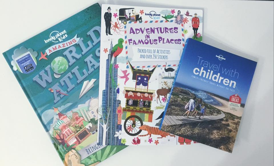 Lonely Planet Kids : Come Explore Their Latest Books