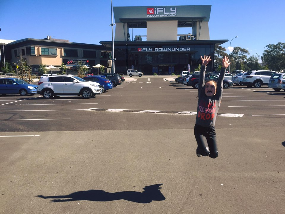 Skydiving With Kids : An Adrenaline Rush at iFly Downunder