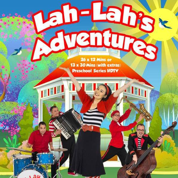 Japan with Lah-Lah and her Big Live Band : An Interview with Tina from the Band