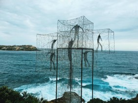 Sculptures by the Sea : A Few Hours in Bondi With Kids
