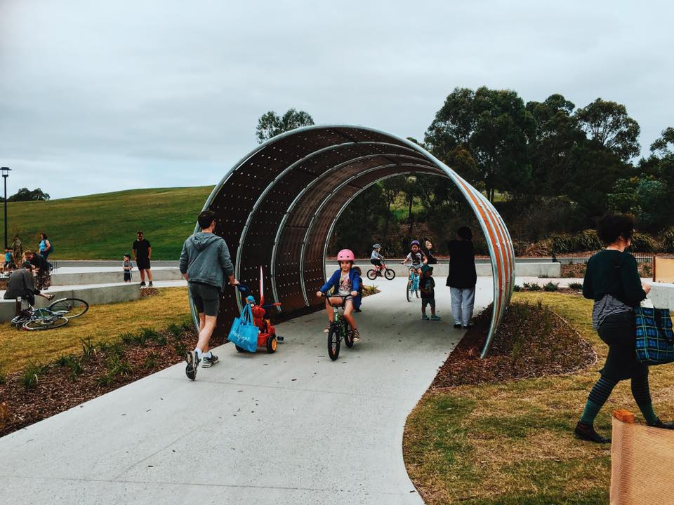 Park Bike Track Cycle Your Way To Fun Times