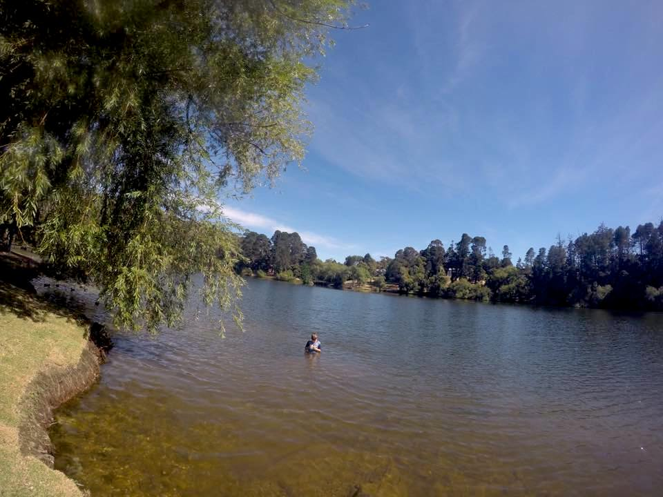 Daylesford Lake : A Family Fun Weekend Adventure