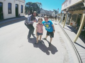 Gold Fever at Sovereign Hill : A Blast into Ballarat's History
