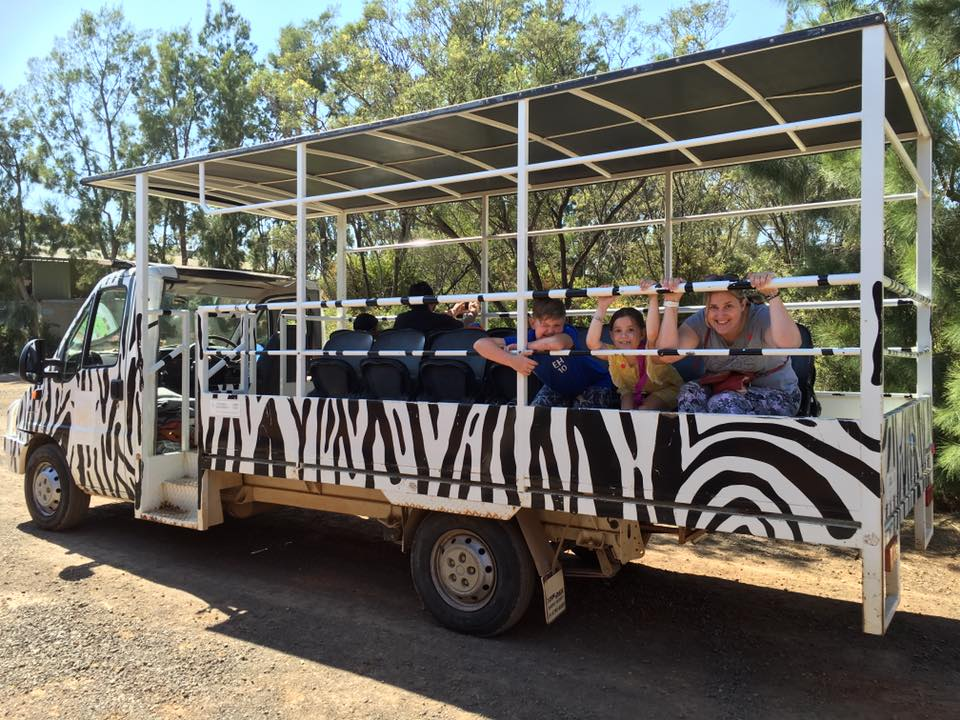 Werribee Open Range Zoo : An African Safari Adventure in