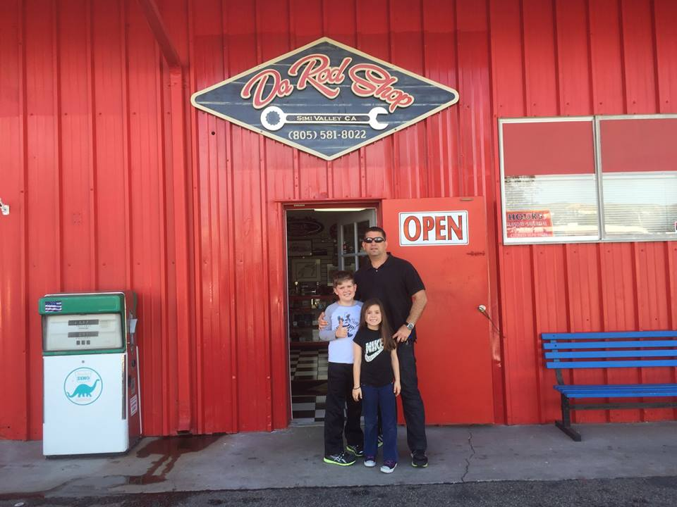 Da Rod Shop - A Simi Valley Excursion