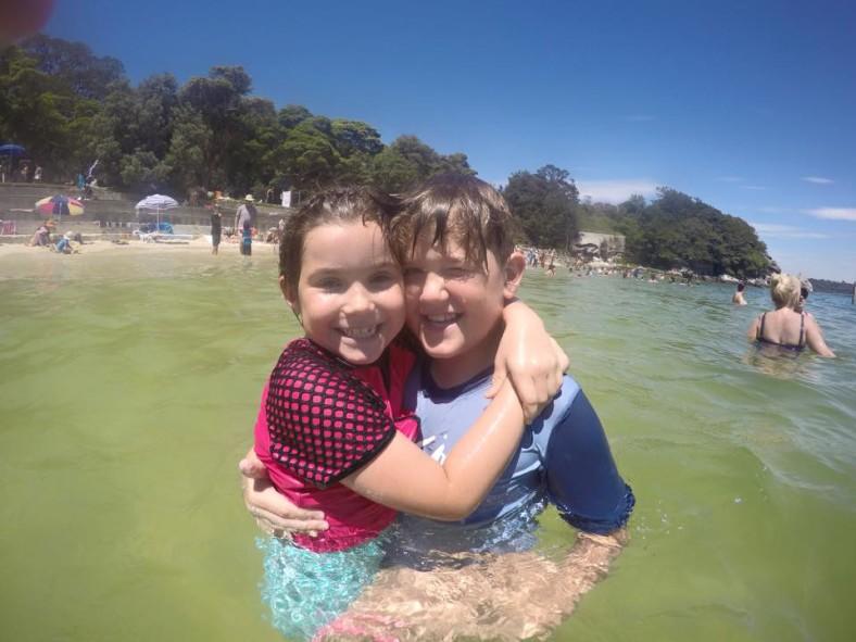 Shark Beach - Nielsen Park : A Family Friendly Sydney Beach