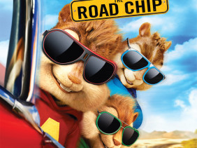 GIVEAWAY - Alvin & The Chipmunks: The Road Chip