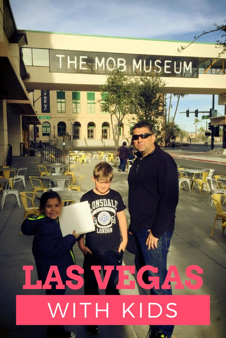 Kids In Las Vegas: Las Vegas With Kids : Things To Do On And Off The Strip