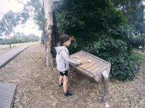 Parramatta Park Playground : Trampolines, a Flying Fox & Much Much More