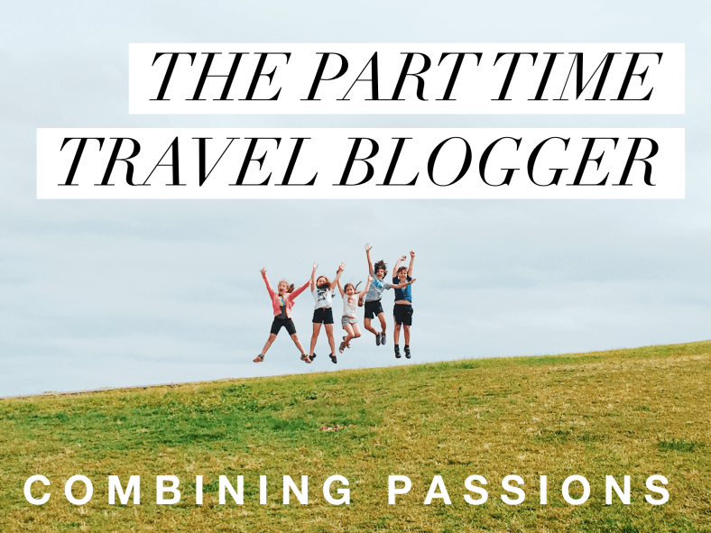 The Part Time Travel Blogger : Reality Calling