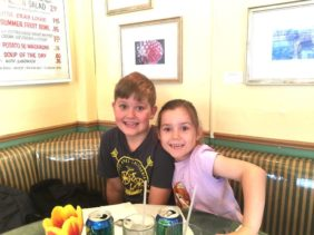 Mama's on Washington Square : Dining With Kids in San Francisco