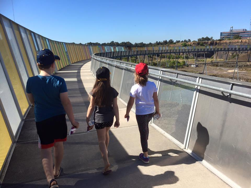 Sydney Olympic Park School Holiday Activities