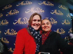 Disney's Aladdin the Musical Soars into Sydney