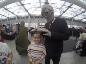 Oz Comic-Con : Unleashing Our Inner Geek in Sydney
