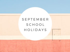 Sydney School Holidays : Spring 2016 Fun For Kids