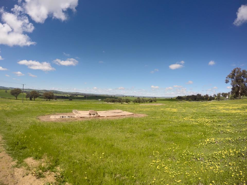 Cowra POW Camp : Walking the Footsteps of History