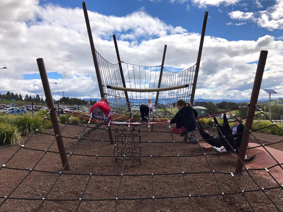 National Arboretum Pod Playground in Canberra : An Amazing Playspace for Kids