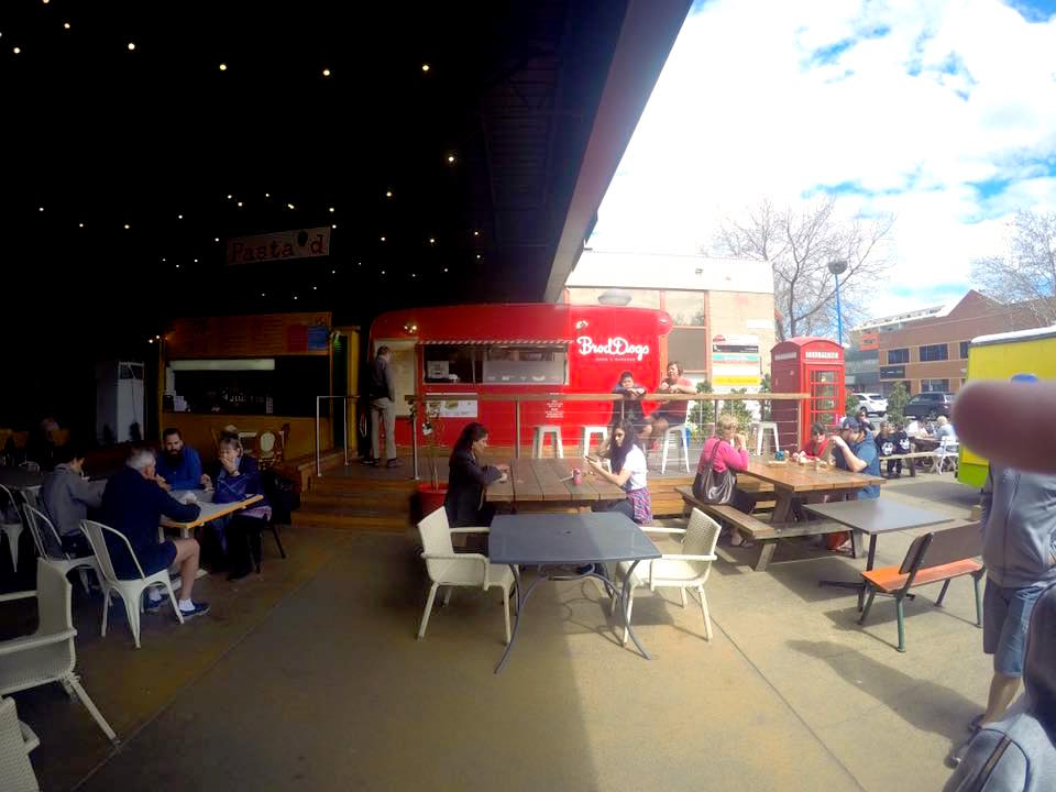 The Hamlet : Canberra's Urban Village - Lunch with Kids