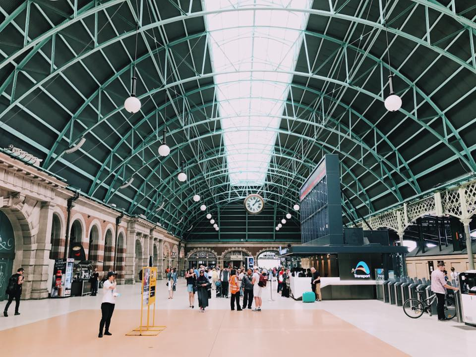 Grand Central Station Virtual Tour