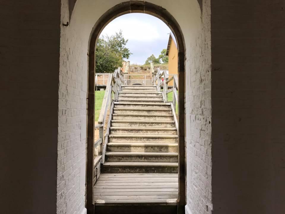 Port Arthur Historic Site With Kids