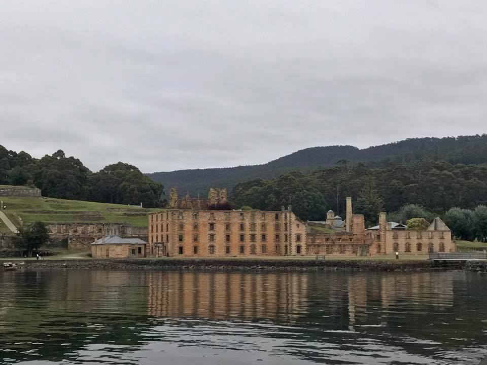 Port Arthur Historic Site With Kids