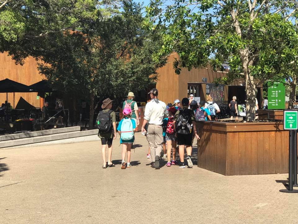 Taronga Zoo Keeper For A Day Program