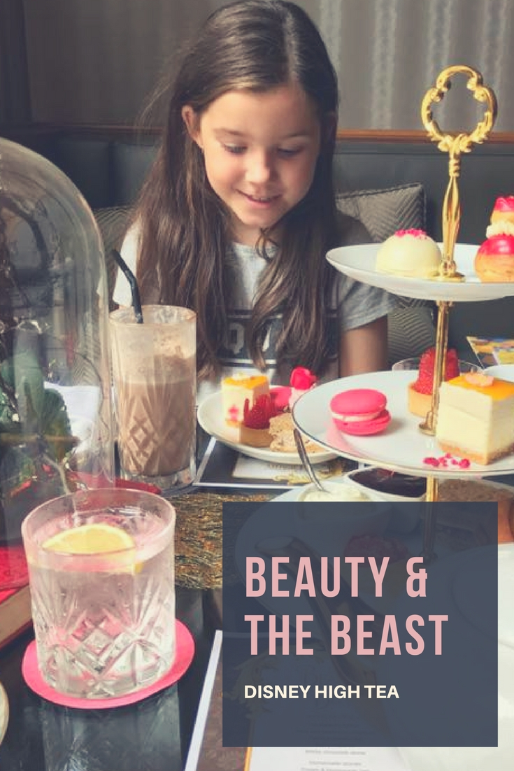 A Beauty and the Beast Experience at Sofitel Sydney Wentworth Hotel