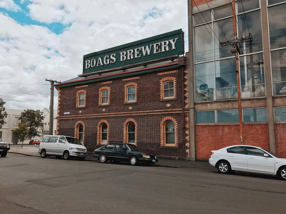 The James Boag's Brewery Tour in Launceston