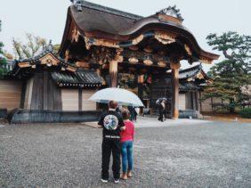 Exploring Nijo Castle In Kyoto : Across the Nightingale Floor