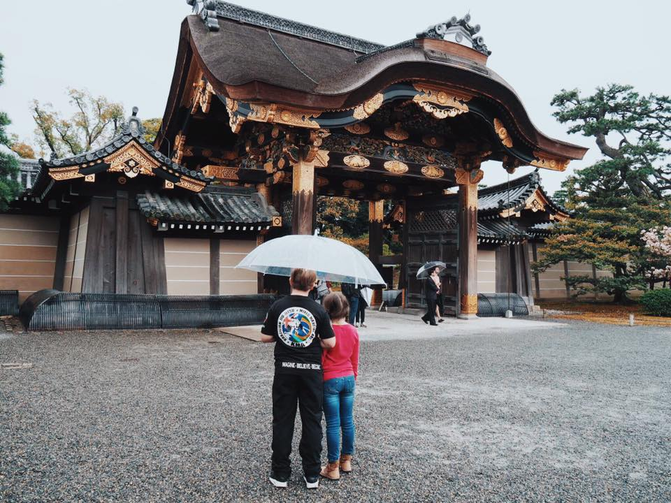 Exploring Nijo Castle In Kyoto : Across the Nightingale Floor