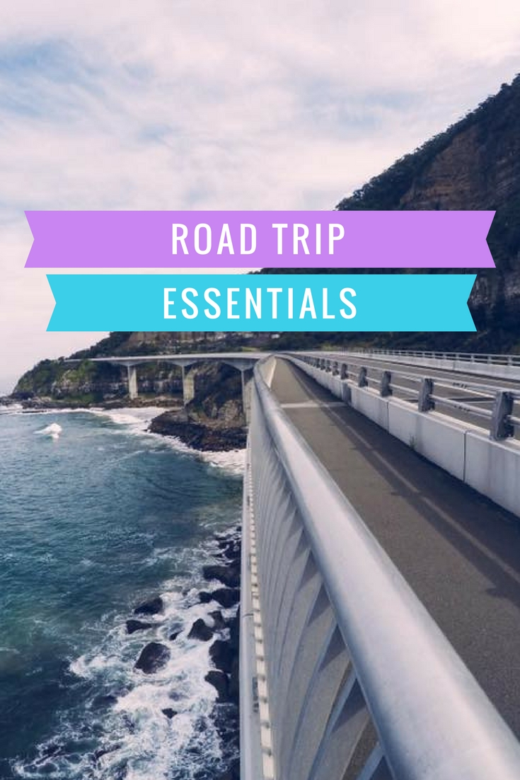 5 Road Trip Essentials : Items That Should Always Be In Your Boot