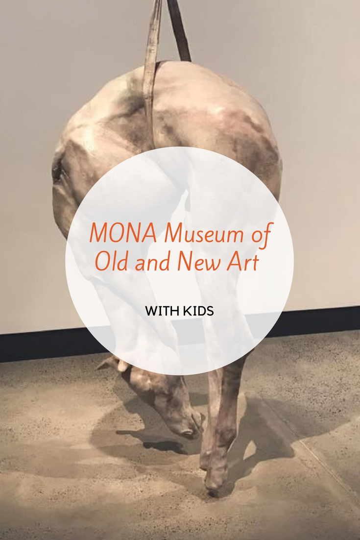 MONA Museum of Old and New Art