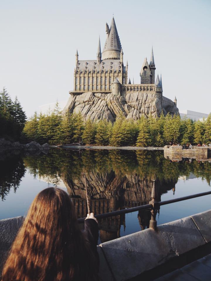 The Wizarding World of Harry Potter : Universal Studios Japan