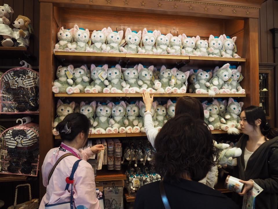 Tokyo DisneySea with Kids