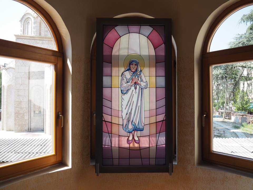Mother Teresa Memorial House with Kids