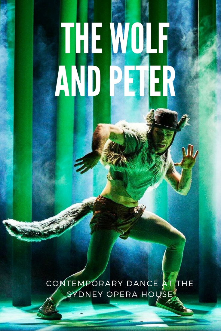 The Wolf and Peter : Contemporary Dance For Kids