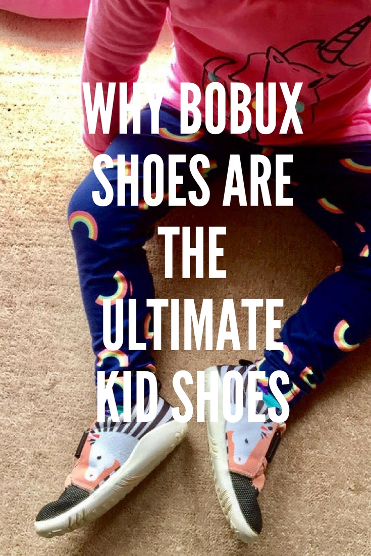 Bobux Shoes for Kids