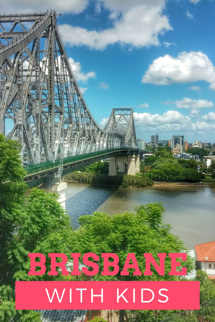 10 Things to do in Brisbane with kids