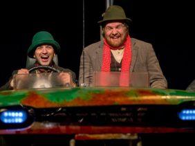Monkey Baa Theatre: The Bockety World of Henry and Bucket