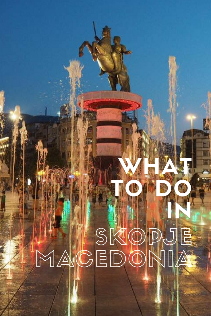Top 10 Things To Do in Skopje with Kids